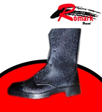 boot-black-rubber-sole